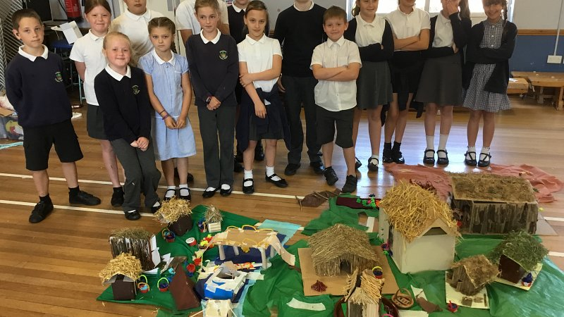 Our Anglo Saxon villages